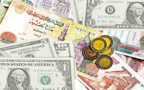 أسعار الدولار أمام الجنية المصري في البنوك اليوم السبت 12 يونيو 2021