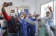 الصحة : نسبة التعافى من فيروس كورونا فى مستشفيات العزل بالجمهورية 73.4%