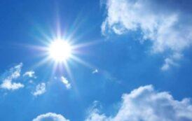 الأرصاد الجوية : غدا نشاط رياح وطقس حار بالقاهرة وشديد الحرارة جنوبا