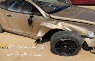 تعرض محمود كهربا لاعب الأهلي لحادث سير ظهر اليوم الجمعة
