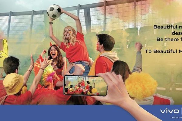 vivo الشريك الرسمي للاتحاد الأوروبي لكرة القدم في بطولة كأس أمم أوروبا 2020