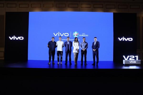 vivo مصر تطلق أحدث إصداراتها V21 وV21e