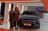 لقاء مع الأستاذة مها النجار، مدير عام المبيعات والتسويق بعلامة فولكس فاجن وشرح لتفاصيل السيارة الـPassat 2021