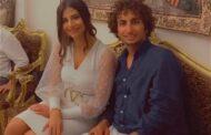 عمرو وردة لاعب منتخب مصر يعلن خطوبته فى حفل عائلي