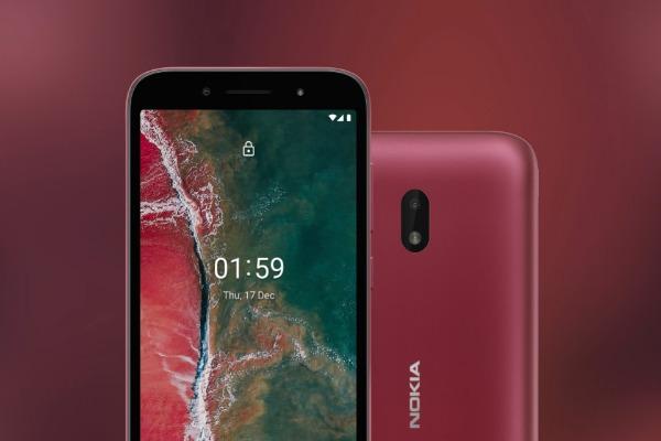 نوكيا تعلن عن أرخص هواتفها الجديدة Nokia C01 Plus