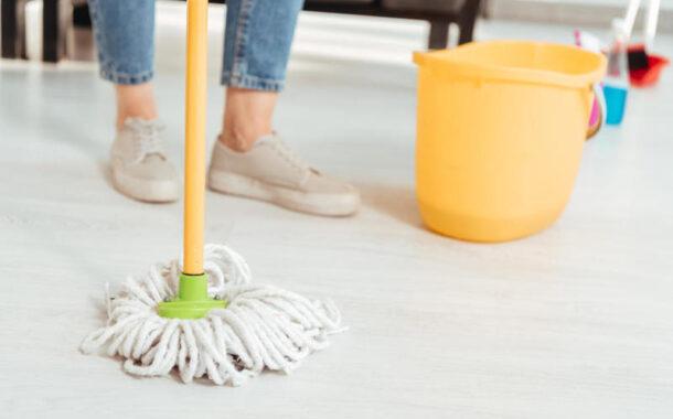 طرق فعالة لإزالة الطلاء من الأرضيات