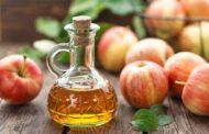تناول خل التفاح قبل وبعد الوجبات لا يفيد الجهاز الهضمي