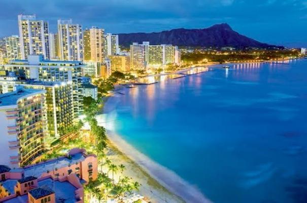 السياحة في جزر هاواي لقضاء أفضل شهر عسل ....تعرف علي أجمل الجزر فيها