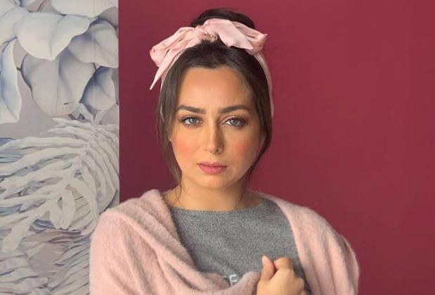 الفنانة هبة مجدى تستقبل عيد الأضحى بأحدث جلسة تصوير