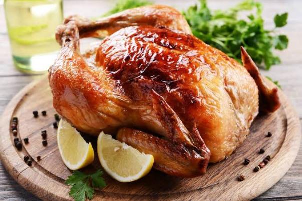 دجاج مشوي بالكاتشاب والصويا وطريقة تحضيرة بسهولة وبطعم لذيذ