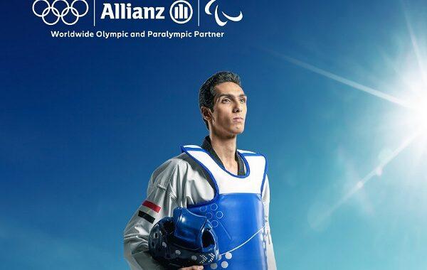 سيف عيسى سفير أليانز بمصر يحصد برونزية جديدة في التايكوندو لمصر بأولمبياد طوكيو 2020