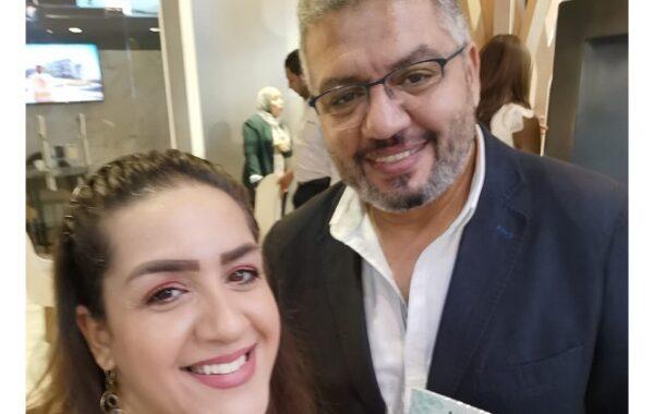لقاء حصري مع الأستاذ إيهاب الشرقاوي مدير إدارة المعارض والمؤتمرات بمؤسسة الأهرام