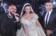 الإعلامية دعاء صلاح تحتفل بزفافها بحضور نجوم ونجمات الفن