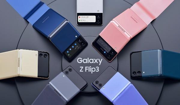 Galaxy Z Flip 3 و Galaxy Z Fold 3 .. مواصفات جبارة لهواتف سامسونج
