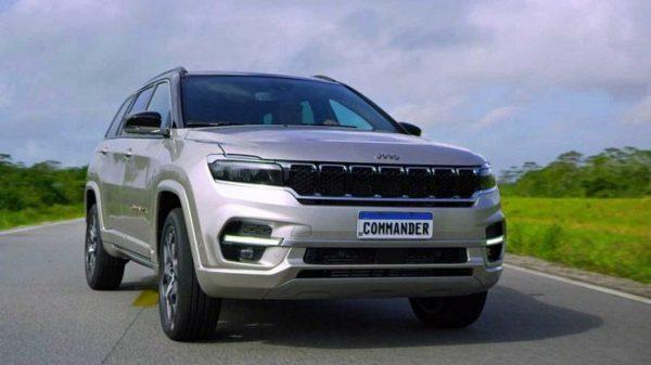 Jeep تكشف عن نسخة Commander من أيقونتها Compass