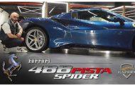 شاهد الفيديو كاملاً لـ Ferrari 488 Pista الخارقة بمحرك 710 حصان