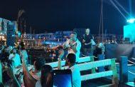 عمرو دياب يشعل حفل إفتتاح مشروع المارينا بمراسي سيدي عبد الرحمن
