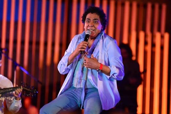 الكينج محمد منير : يحيى حفلاً غنائيًا فى الساحل الشمالى يوم 26 أغسطس