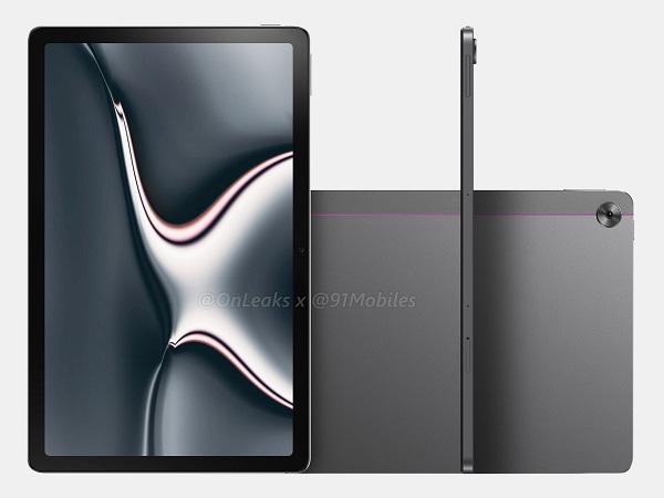 Realme pad .. مواصفات أول تابلت من ريلمي