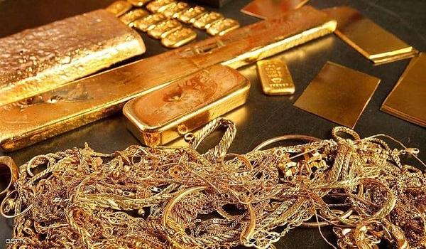سعر الذهب لايف اليوم الثلاثاء 28- 9- 2021