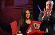 رامي رضوان يدعم زوجته دنيا سمير غانم