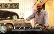 قصة انتعاش دولة في حكاية سيارة.. 1950 Mercedes 170S