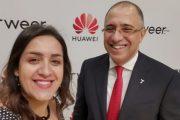 لقاء مع د/أحمد شلبي الرئيس التنفيذي والعضو المنتدب لشركة تطوير مصر والإحتفال بتوقيع شراكة بين شركة تطوير مصر وشركة هواوي تكنولوچيز