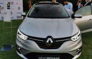 سفح الأهرامات تحتضن إطلاق سيارة رينو ميجان الجديدة وظهورها الأول في مصر