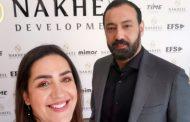 لقاء حصري لمجلة لايڤ مع المهندس عماد الطباخ، رئيس مجلس إدارة شركة النخيل للتطوير العقاري