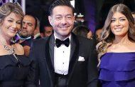نجوم الفن يتألقون على السجادة الحمراء خلال حفل توزيع جوائز الـ دير جيست