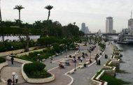 ممشى أهل مصر نقلة حضارية للواجهة النيلية