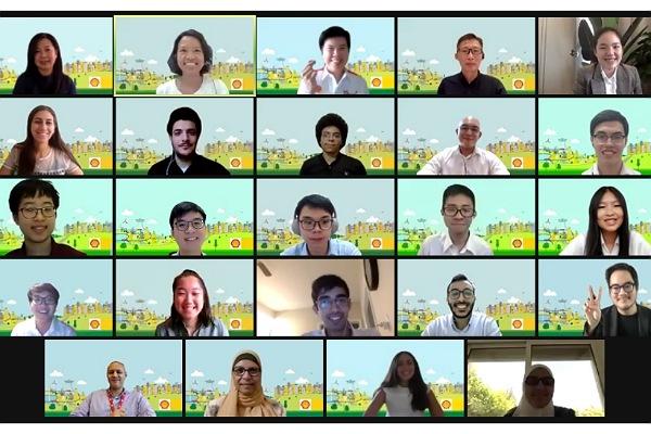 فريق الجامعة الأمريكية بالقاهرة AUC-07 الثاني عالمياً بمشروع حول الرؤية المستقبلية لمدينة الإسكندرية في 2050