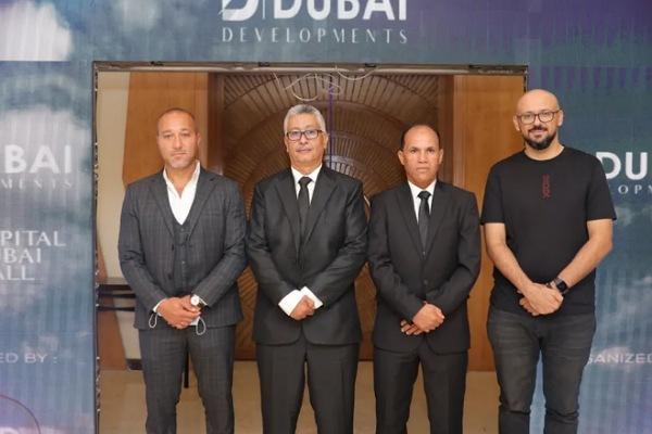 دبي للتطوير العقاري تطلق احدث مشروعاتها Capital Dubai Mall.