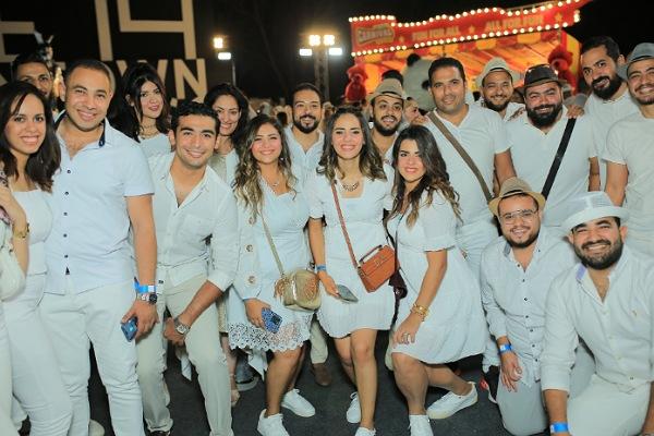 عمرو دياب يتألق في حفل MBG Developments وإطلاق مشروعها الجديد ال White 14 بالداون تاون