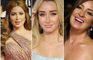 نجوم الفن بإطلالات جذابة من حفل تكريم مهرجان الفضائيات العربية