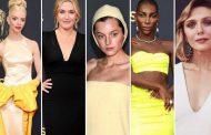 نجوم هوليوود خلال حفل توزيع  جوائز الـ Emmys 2021
