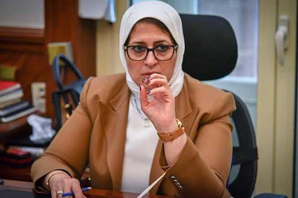 وزيرة الصحة والسكان : ذروة الموجة الرابعة لفيروس كورونا خلال الـ4 أسابيع المقبلة