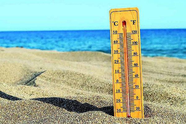 الأرصاد الجوية : طقس الغد مائل للحرارة بالقاهرة حار جنوب الصعيد