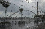 الأرصاد : أمطار خفيفة على السواحل الغربية
