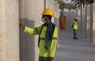 إزاحة الستار عن النصُب التذكاري لعمّال إكسبو 2020 دبي