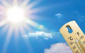 هيئة الأرصاد الجوية : عودة ارتفاع درجات الحرارة