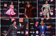 نجوم الفن يتألقون على ريد كاربت رابع أيام مهرجان الجونة السينمائي
